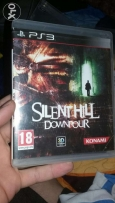 Silent hill down towers ps3 like new