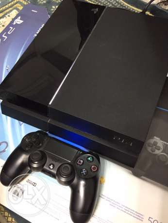 playstation4+battlefield4+1 controller