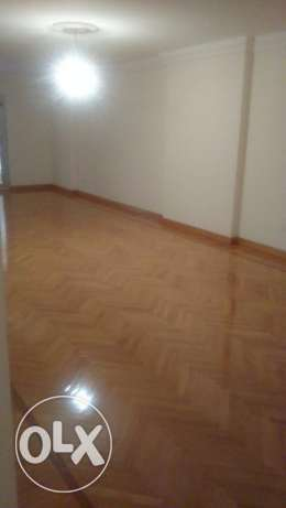 A PERFECT first hand 185m apartment at kafr abdou for rent