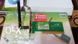 TP-LINK 54mbps Wireless G PCI Adapter