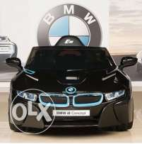 BMW i8 kids Rechargeable car