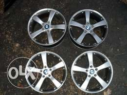 Wheels BMW 18 طقم جنط ١٨