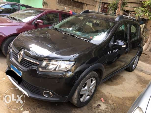 Renault stepway 2015 - km 50000 to 60000