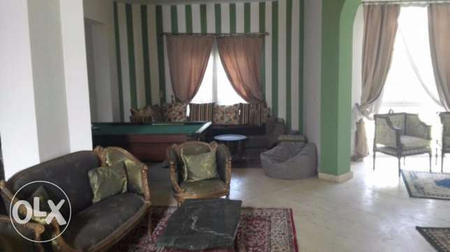 Furnished stand alone villa for rent In Beverly Hills الشيخ زايد -  6