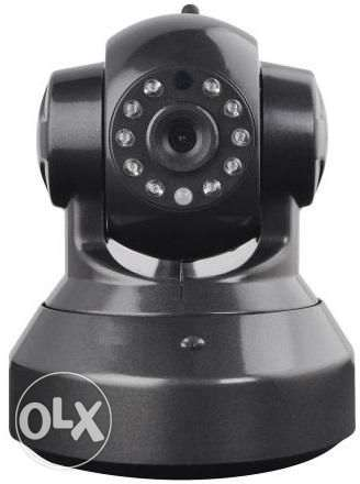 1.3 Megapixel Plug and Play Indoor 720p Pan and Tilt Wireless P2P IP