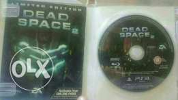Dead Space 2 limited edition (+18)for ps3
