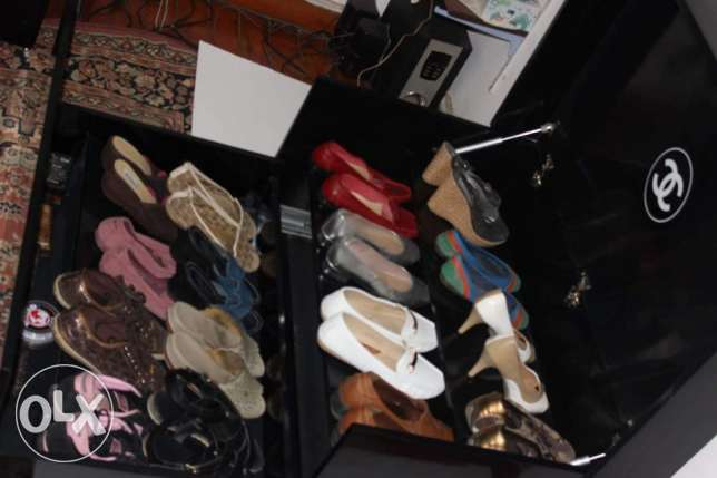 Chanel Shoe Box Storage الإسكندرية -  2