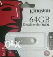 فلاش درايفر Kingston 64gb
