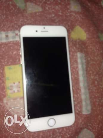 i phone 6 gold 64 GB with box and charger