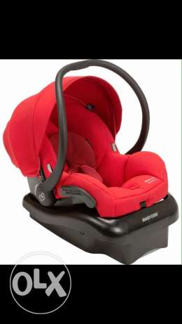 bugaboo bee + maxi cosi car seat + base + adapters + umbrella مدينة نصر -  7