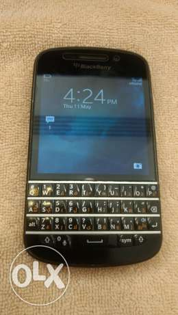 Q10 black berry
