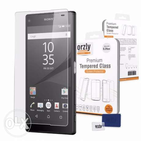 Screen protector for sony z5