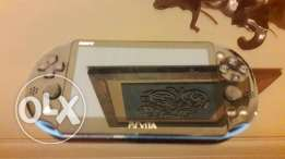 psvita with call of duty and injustice ultimite edition without case ,