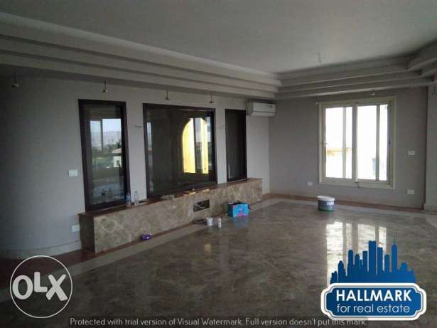 Ultra Modern Sunny Clean Apartment for Rent Semi Furnished Over Golf