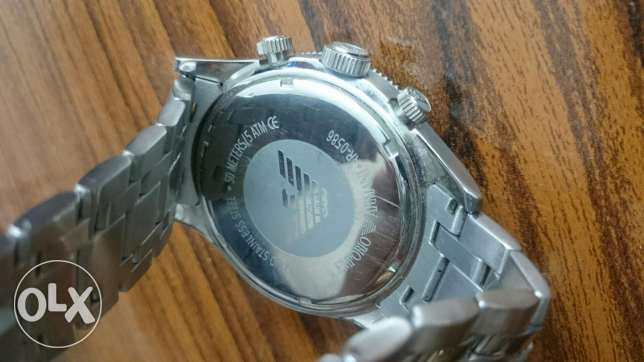 Emporio Armani Watch AR-0586 مدينة نصر -  3