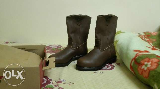Safety boot redwing سفتي بوت ريدوينج
