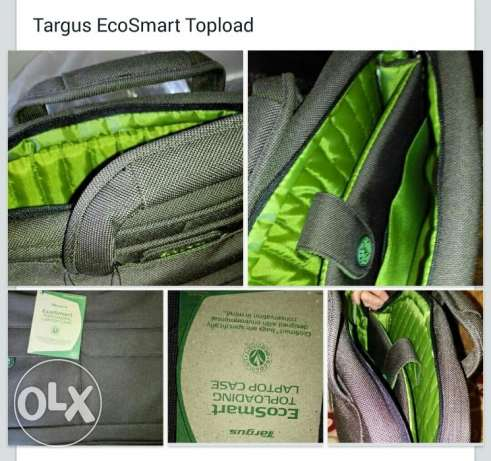 Targus EcoSmart Topload Laptop Bag - New