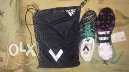 Adidas football shoes size 44