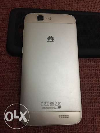 huawei G7 gold almost like new المقطم -  2