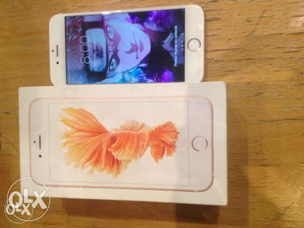 iphone 6s -rose gold 64 giga سان ستيفانو -  2