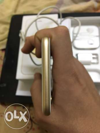iphone 6s 64g gold god condition مدينة نصر -  6