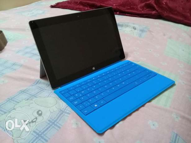 Microsoft surface from germany like new