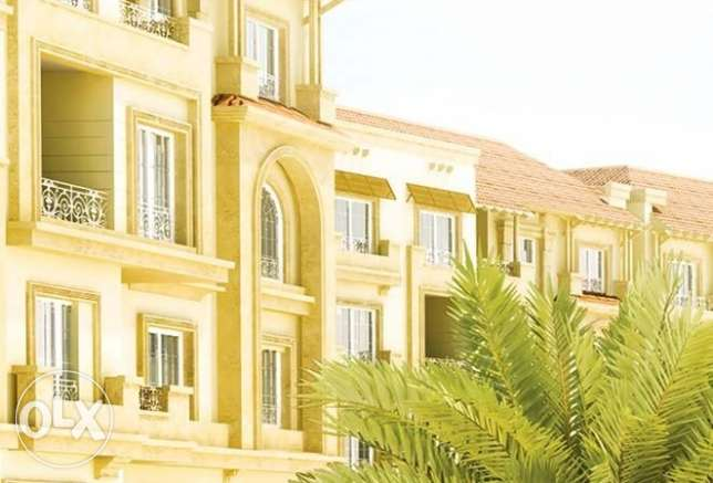 chalet in smart compound with 4 years installment التجمع الخامس -  4