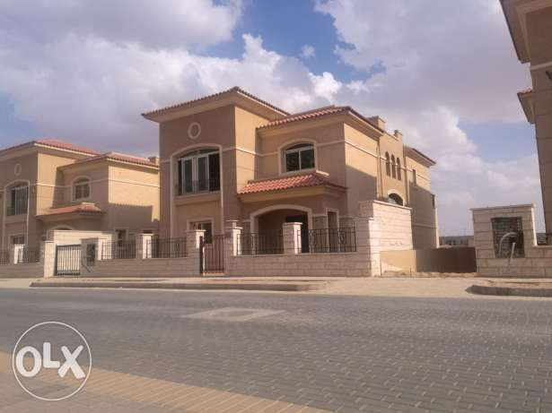 stand alone villa in stone park with installments