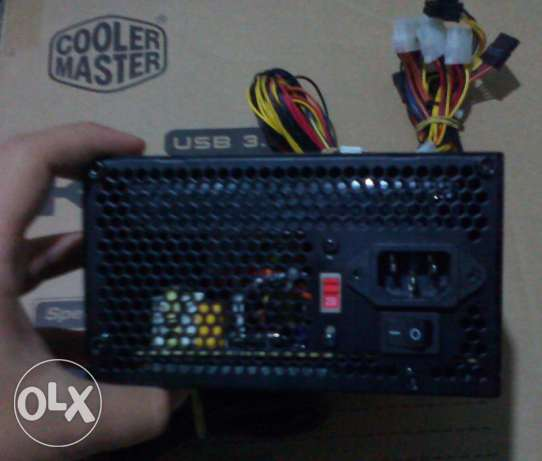 Power Supply: Cooler Master Extreme Power Plus 500W الإسكندرية -  4