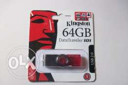 kingston flash memory 64 giga good usb فلاش ميمورى كينجستون 64 جيجا