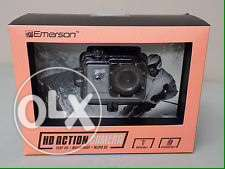 Emerson action camera HD