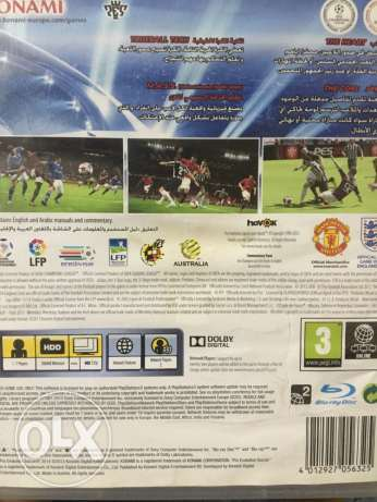 pes 2014 for PS3 used الوراق -  4