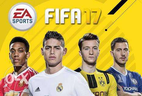 fifa 17 primary&secondary accounts on ps4 كفر عبدو -  1
