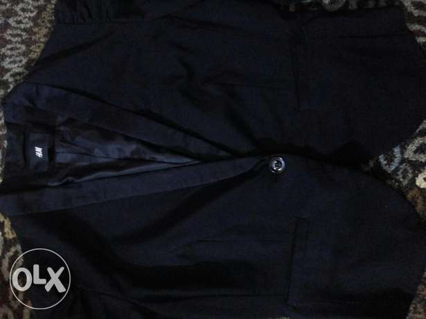 Black blazer from h&m المعادي -  3