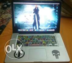 Macbook Pro 15 inch (Early 2011)