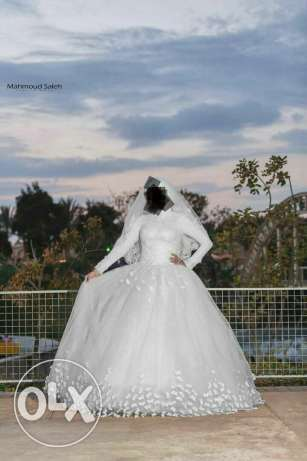 Wedding Dress model 2017