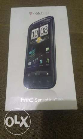 HTC Sensation 4G T-Mobile علبة