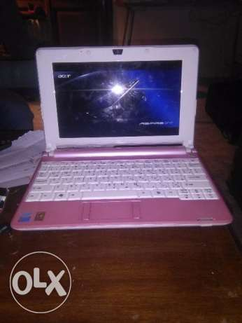 Laptop acer inspire one .. pink المنصورة -  5