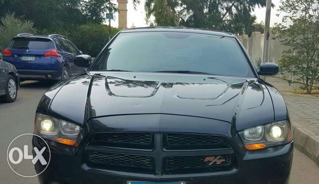 Dodge Charger fore sale perfect condition المعادي -  6