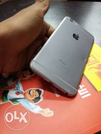 iPhone 6 Plus 64 with box today onlyyyyyy القاهرة الجديدة -  4