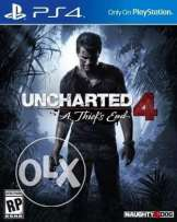 Uncharted 4 english