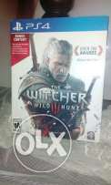 The Witcher 3- PS4