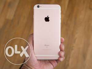 iphone 6s plus 64 GB with box