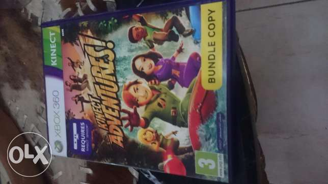 Kinect Adventures original game for xbox 360