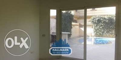Rent Stand alone villa inside a compound West Golf New cairo