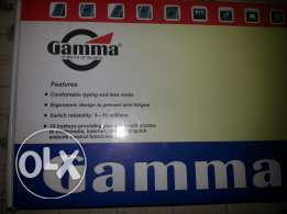 Keyboard and mouse gamma usb