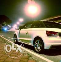 Audi A1 S Line Fully Loaded Zero