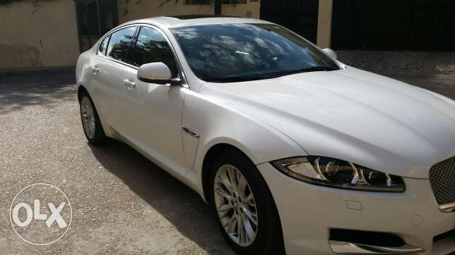 Jaguar XF 2013 mint condition