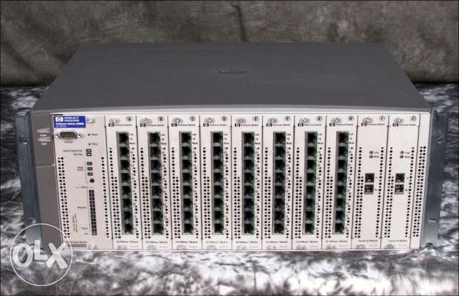 HP Procurve Switch 4000M J4110A Gigabit Network Switch