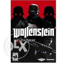 Wolfenstein The New Order for pc